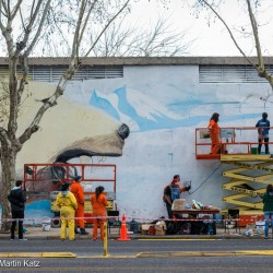 """""""Making Visible the Invisible"""" Murals in Buenos Aires"""