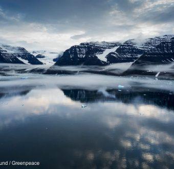 Glacier Ice Scenics Greenland