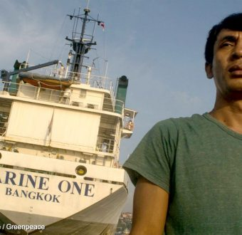 Burmese Fisherman in the Global Tuna Industry