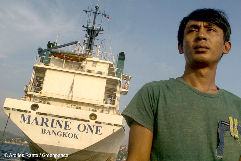 Burmese Fisherman in the Global Tuna Industry