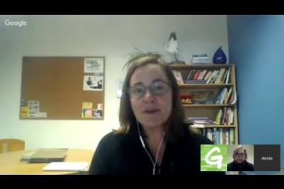 Celebrating 2015 with Annie Leonard – GreenpeaceLive Video Chat