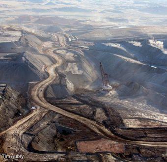 Black Thunder Coal Mine in USA