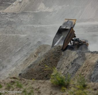 Powder River Basin Mines in Wyoming