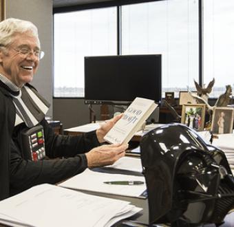 Charles Koch Darth Vader