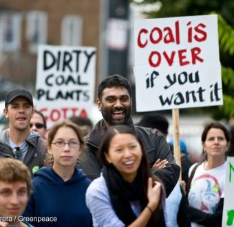 Kumi Naidoo at Climate Action in Chicago
