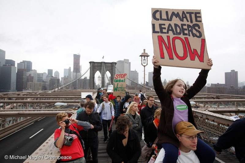 International Day of Climate Change Action