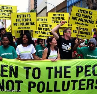 Listen to the People, Not Polluters