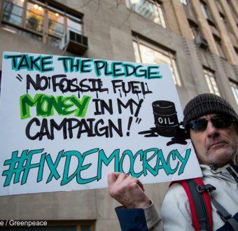 Fix Democracy Rally in New York
