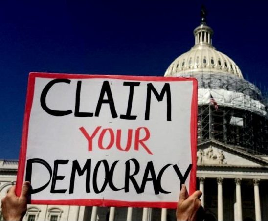 Claim Your Democracy