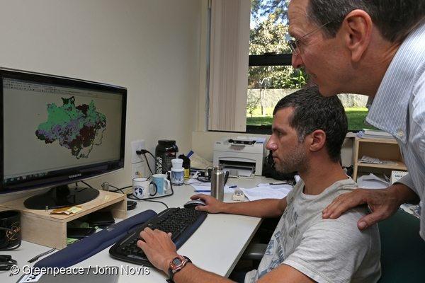 Monitoring Deforestation