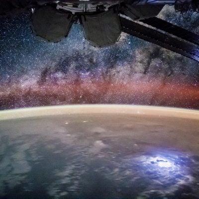International Space Stations Views