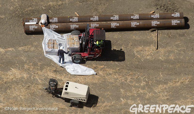 Shell Pipeline Oil Spill in California