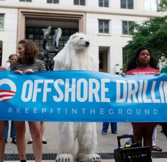 BOEM Hearing on Offshore Drilling in Washington D.C.
