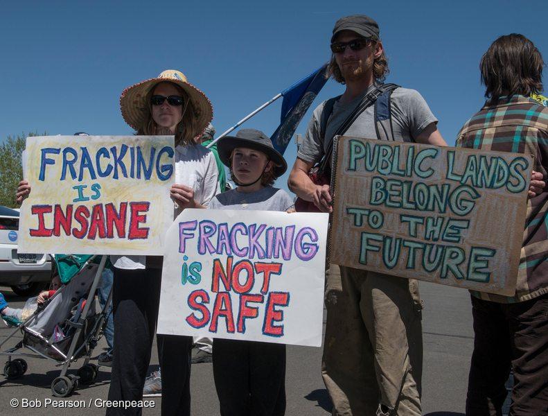 Break Free Action in Colorado