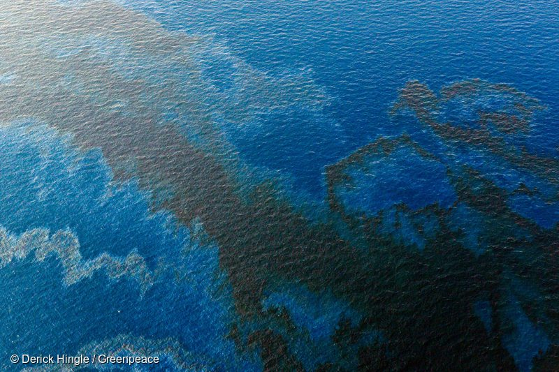 This Is What a 90,000-Gallon Oil Spill Looks Like ...