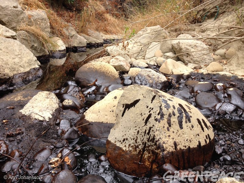 Ventura County Oil Spill
