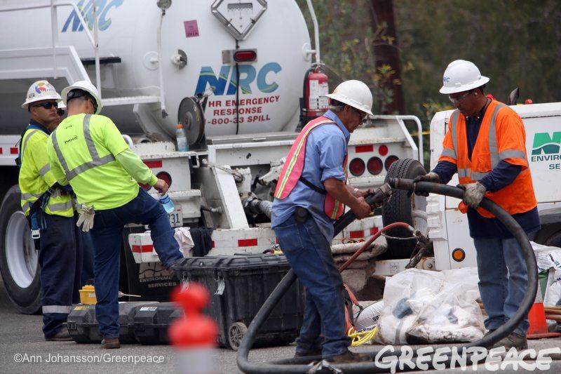 Ventura Pipeline Spill
