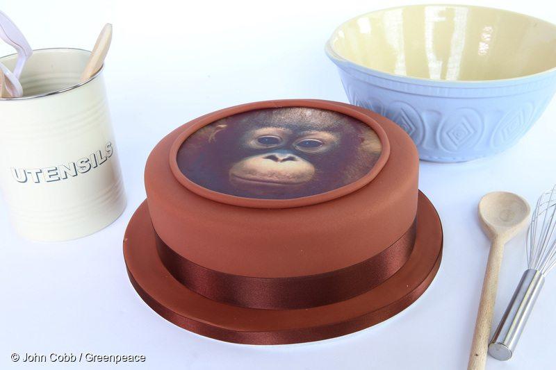 Cake Stills for Betty Crocker Palm Oil Campaign