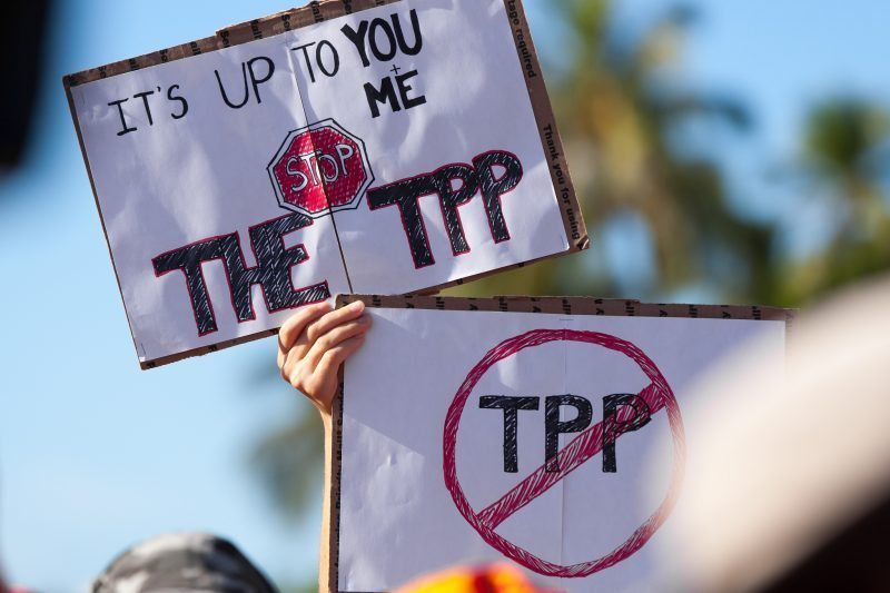 Reject the TPP