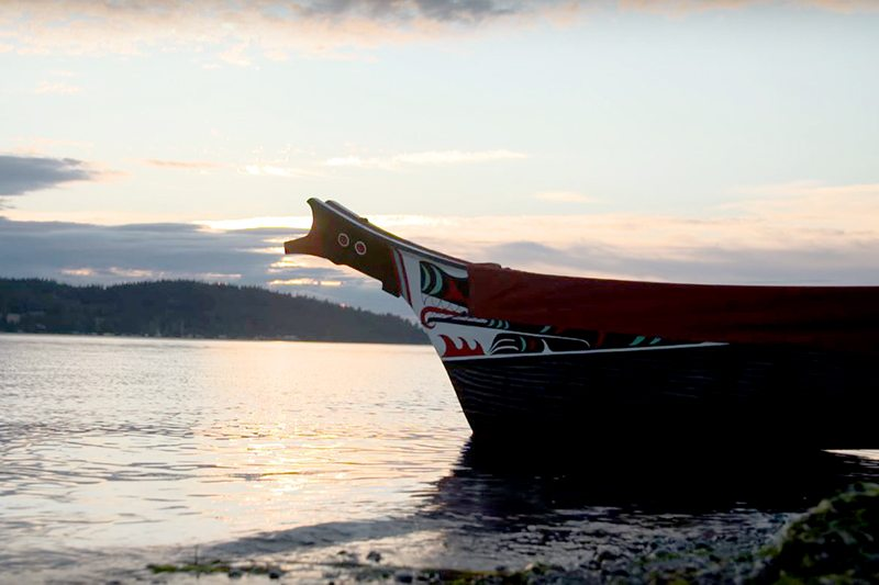 Pacific Northwest Canoe Journey