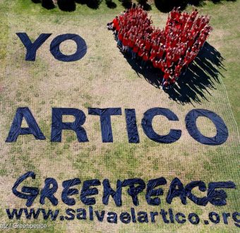 'I Love Arctic' Day of Action in Argentina