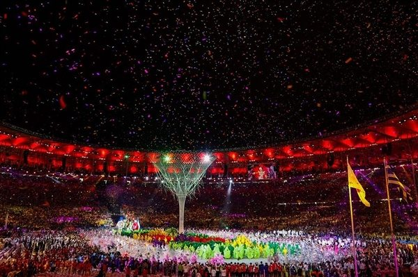 Closing Ceremony. IMAGE by Agência Brasil Fotografias, via Wikimedia Commons