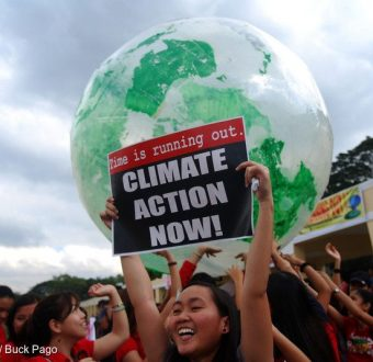COP15 Global Day of Action in Quezon City