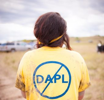 Dakota Access Pipeline NoDAPL