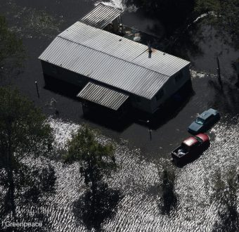 Hurricane Matthew Hits Florida