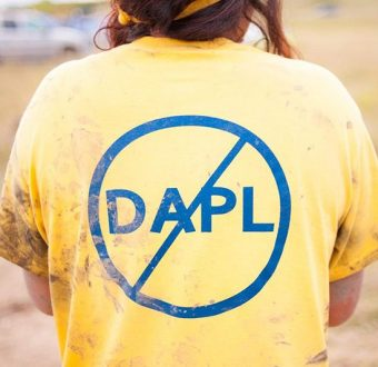 No Dakota Access Pipeline, #NoDAPL