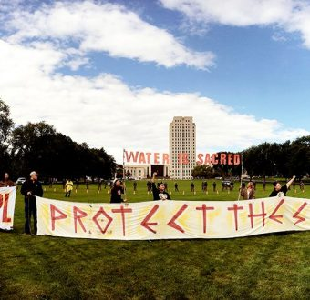 Dakota Access Pipeline Resistance