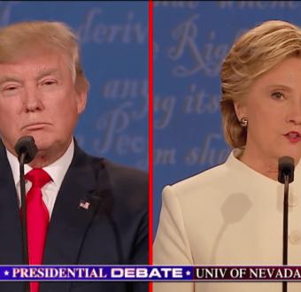 Trump Clinton Final Presidential Debate