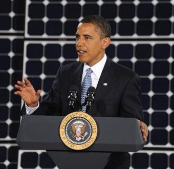 President Obama Solar
