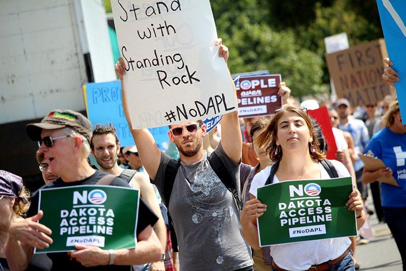 #NoDAPL Solidarity Rally