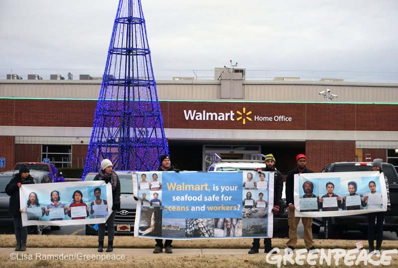 wal mart's destruction Will the supreme court protect wal-mart's discrimination against women   clock and destroy many of the gains workers made during the civil rights era 14.