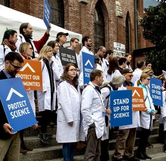 Stand Up for Science