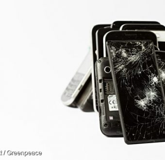 Broken Smartphones