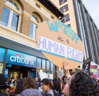Citibank DAPL Protest in DC