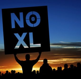 No Keystone XL Pipeline NoKXL