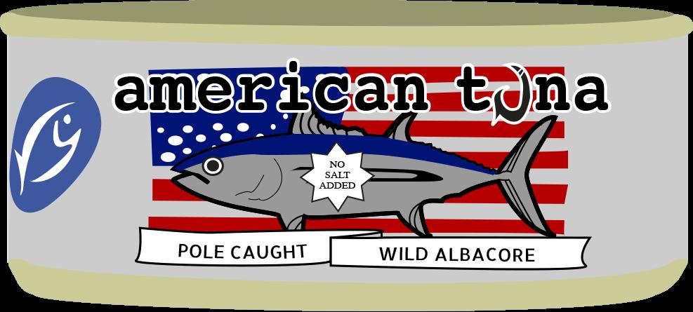 American Tuna Can