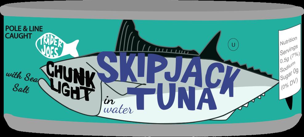 Trader Joe's Tuna Can