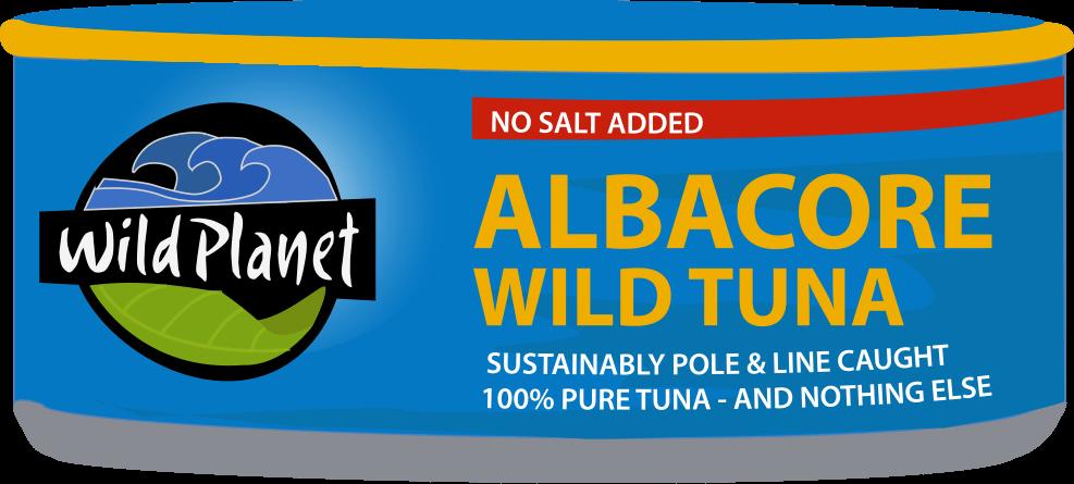 Wild Planet Tuna Can