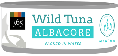 Whole Foods Market Tuna Can