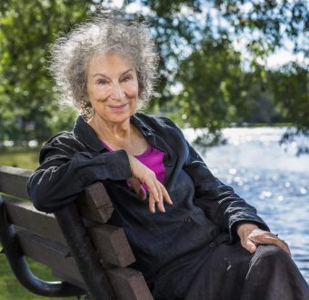 Margaret Atwood joined more than 100 authors pledging to protect free speech and the people who protect forests.