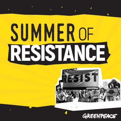 Downloadable Summer Of Resistance Graphic