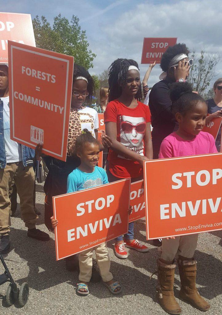 Stop Enviva in Richmond County