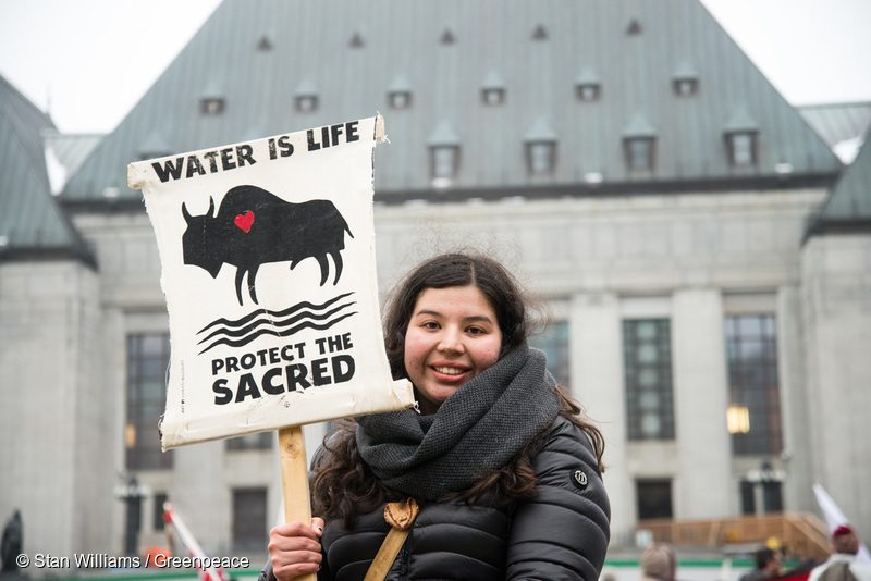 Solidarity with Clyde River and Chippewas of the Thames at the Supreme Court of Canada