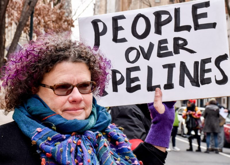 People Over Pipelines, #NoDAPL, #NoKXL