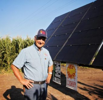 Nebraskans Building Solar to Block KXL