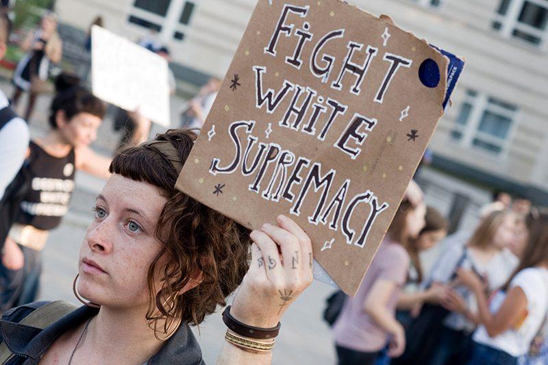 Fight White Supremacy